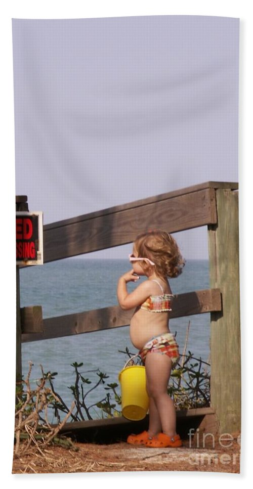 Baby Beach Towel featuring the photograph Temptation by Valerie Reeves