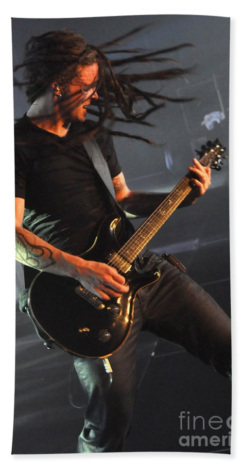 Tfk Beach Towel featuring the photograph Tfk-ty-3622 by Gary Gingrich Galleries
