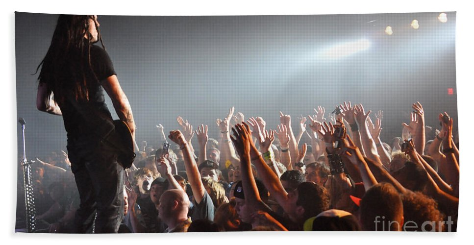 Tfk Beach Towel featuring the photograph Tfk-ty-3635 by Gary Gingrich Galleries
