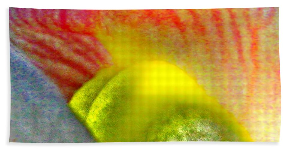 Snapdragon Beach Towel featuring the photograph The Snapdragon - Flower by Susan Carella