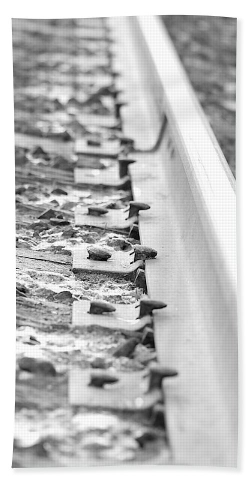 Lisa Knechtel Beach Towel featuring the photograph Ties That Bind Us by Lisa Knechtel