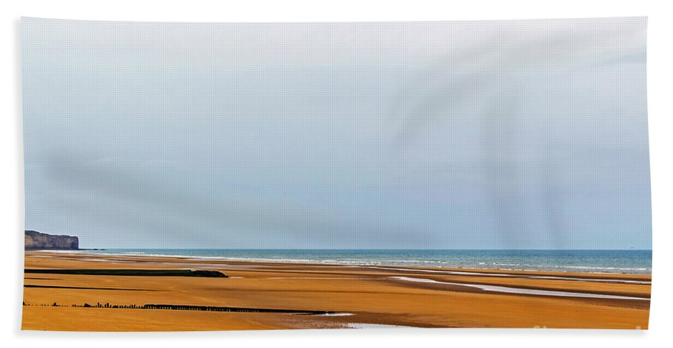 Landscape Beach Towel featuring the photograph Time Changes All by Elvis Vaughn