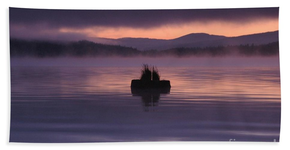 Calm Beach Towel featuring the photograph Timothy Lake Serenity by Rick Bures