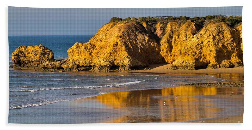 Beach Beach Towel featuring the photograph Torquay Surf Beach Australia by Louise Heusinkveld
