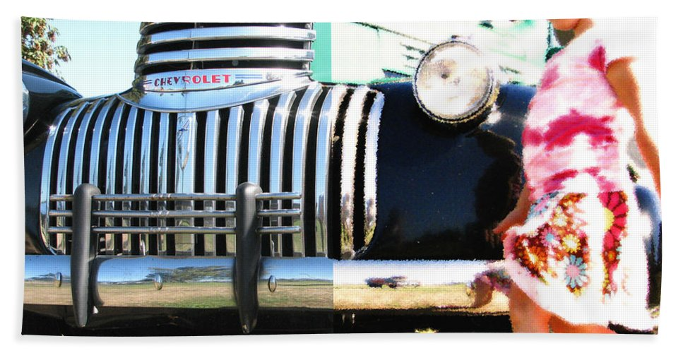 Cars Beach Towel featuring the photograph Transformers Logo 5 by Rory Sagner