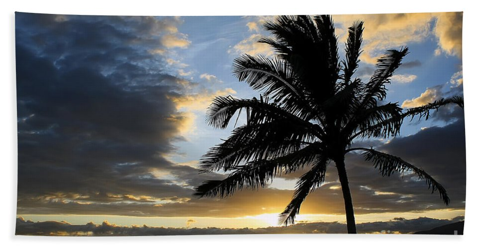 Island Beach Towel featuring the photograph Tropical Dreams by Teresa Zieba