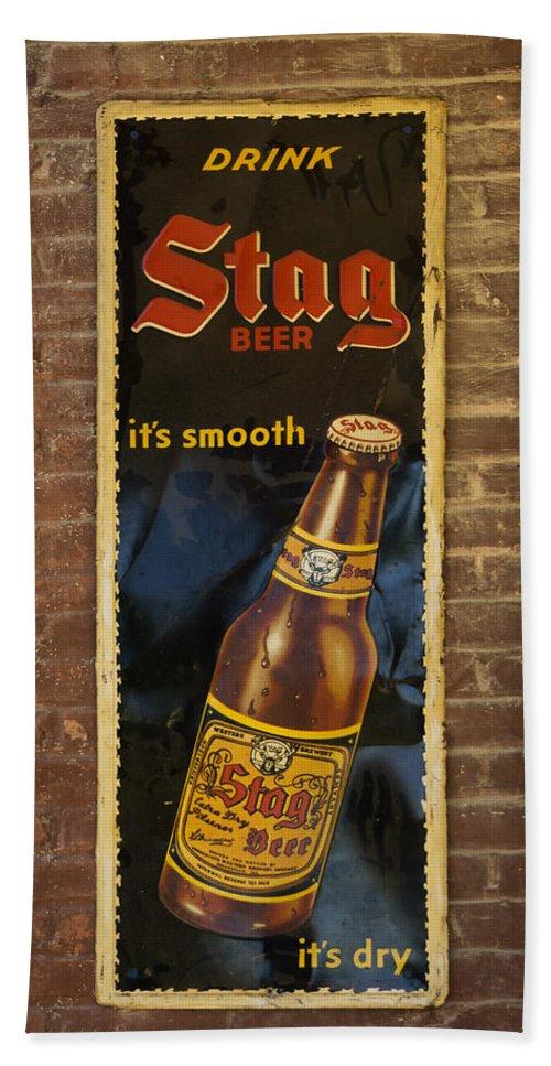 Vintage Griesedieck Western Stag Beer Cup Belleville