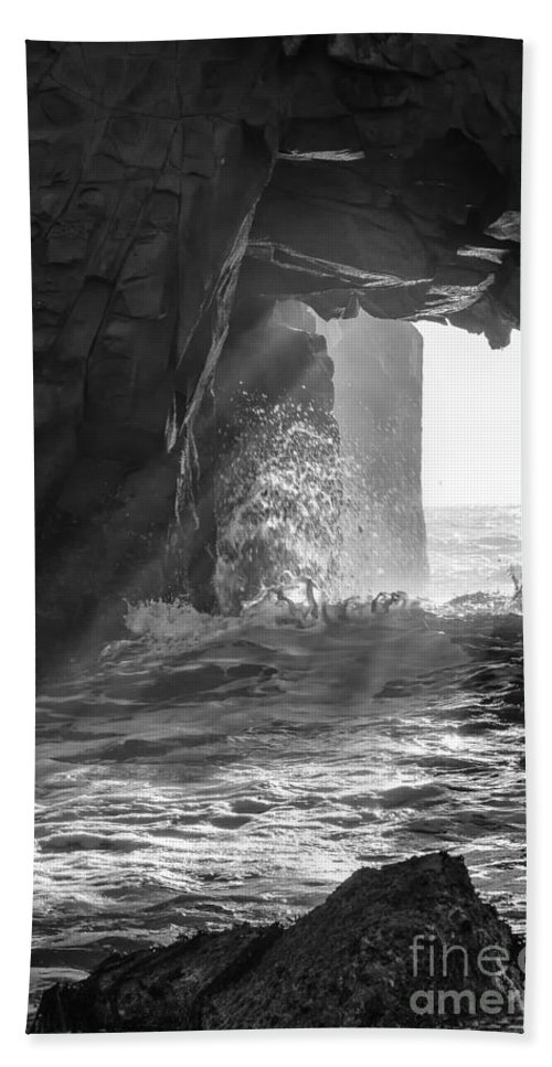 Michele Beach Towel featuring the photograph Wave Rave by Michele Steffey