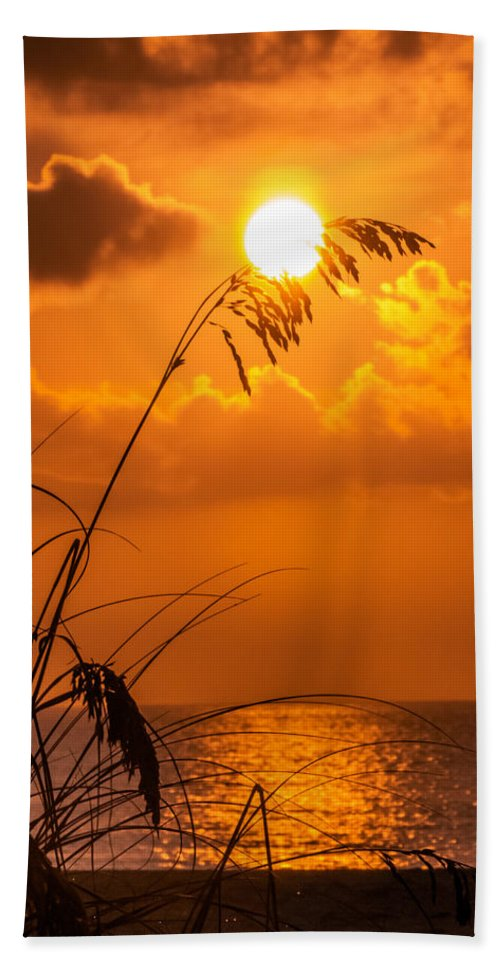 Sunrise Beach Towel featuring the photograph Way To Go by Zina Stromberg
