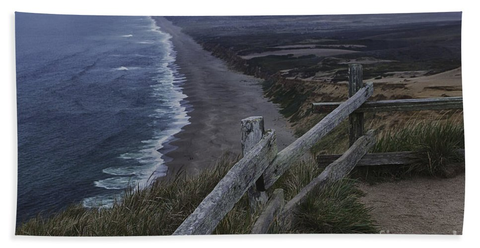Michele Beach Towel featuring the photograph Windswept by Michele Steffey