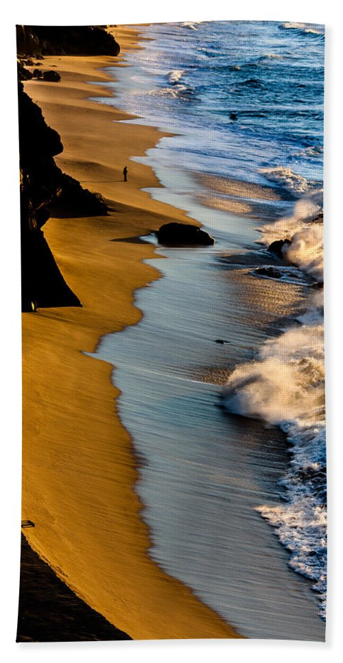 Communion Beach Towel featuring the photograph Your Power To Enchant by Edgar Laureano