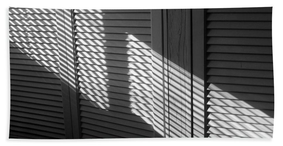2d Beach Towel featuring the photograph Light And Shadow by Brian Wallace