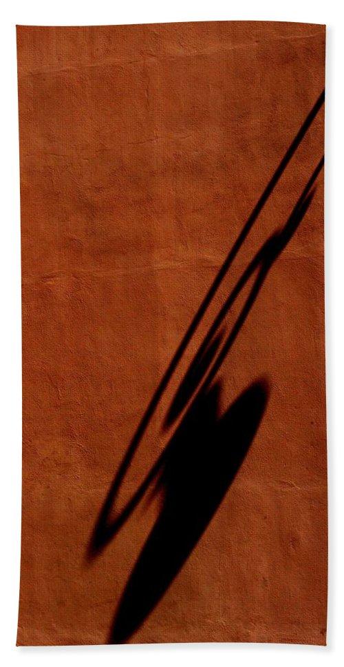 Burnt Orange Beach Towel featuring the photograph Light by Joseph Yarbrough