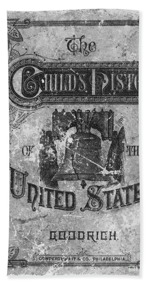 1878 Beach Towel featuring the photograph Liberty Bell by Granger