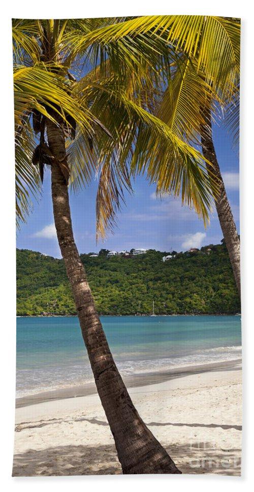 Saint Beach Towel featuring the photograph Saint Thomas by Brian Jannsen