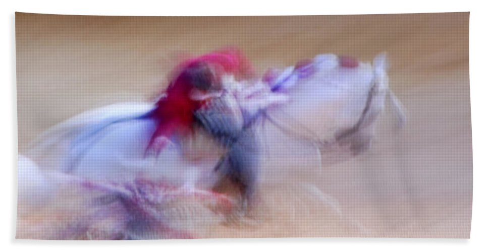 Abstract Beach Towel featuring the photograph Tauromaquia Bull-fights In Spain by Guido Montanes Castillo