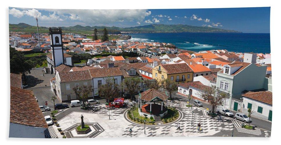 Ribeira Grande - Azores Beach Towel for Sale by Gaspar Avila