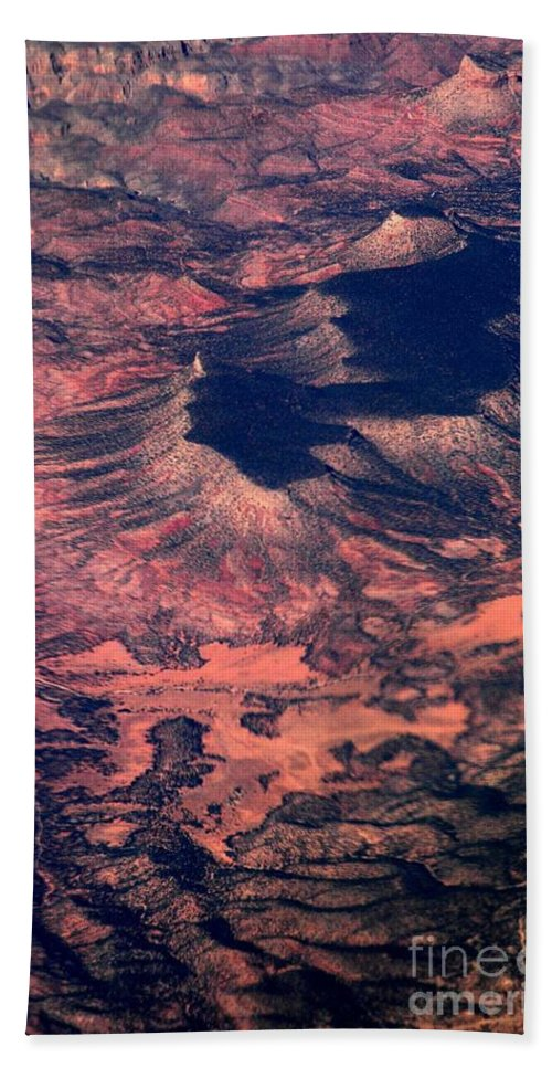 Landscape Beach Towel featuring the photograph Western United States by Mark Gilman