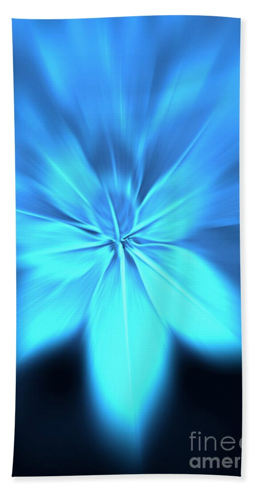 Star Beach Towel featuring the photograph A New Star Is Born by Susanne Van Hulst