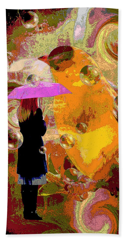 Alice's Adventures Beach Towel featuring the photograph Alice's Adventures ... by Arthur Miller
