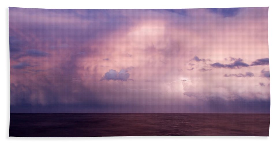 Amazing Beach Towel featuring the photograph Amazing Skies by Stelios Kleanthous