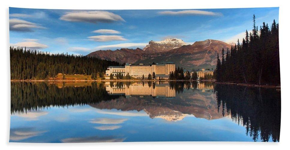 Hotel Beach Towel featuring the photograph An Absolute Calm by Tara Turner