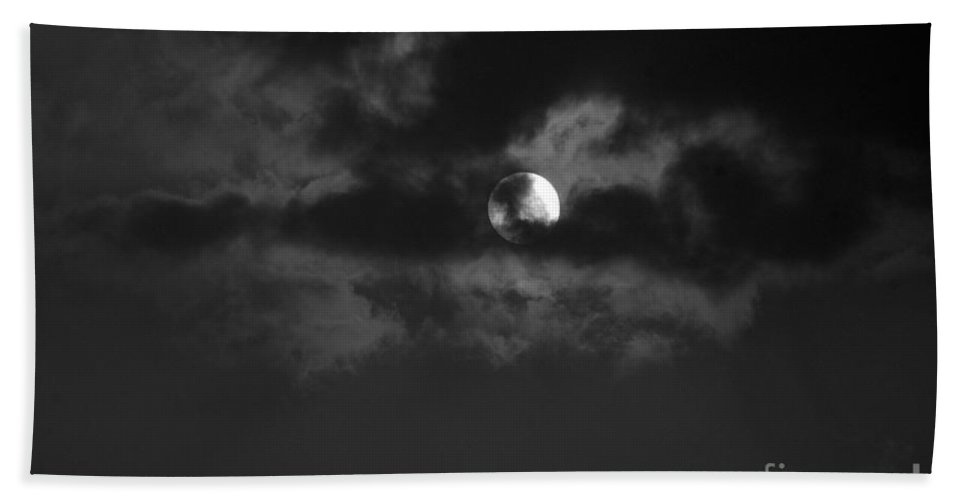 Sunset Beach Towel featuring the photograph August 6 2007 by Mark Gilman