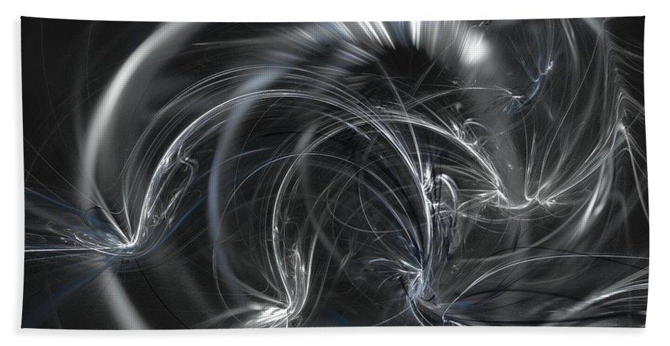 Apophysis Beach Towel featuring the digital art Cepheus by Kim Sy Ok