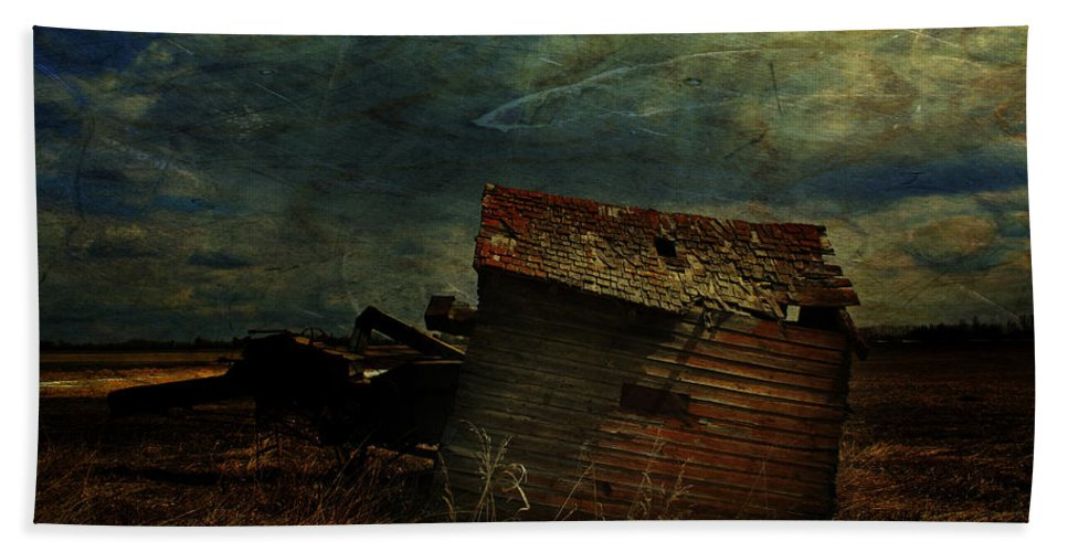 : Jerry Cordeiro Photographs Beach Towel featuring the photograph Crooked Breeze Revisited by The Artist Project