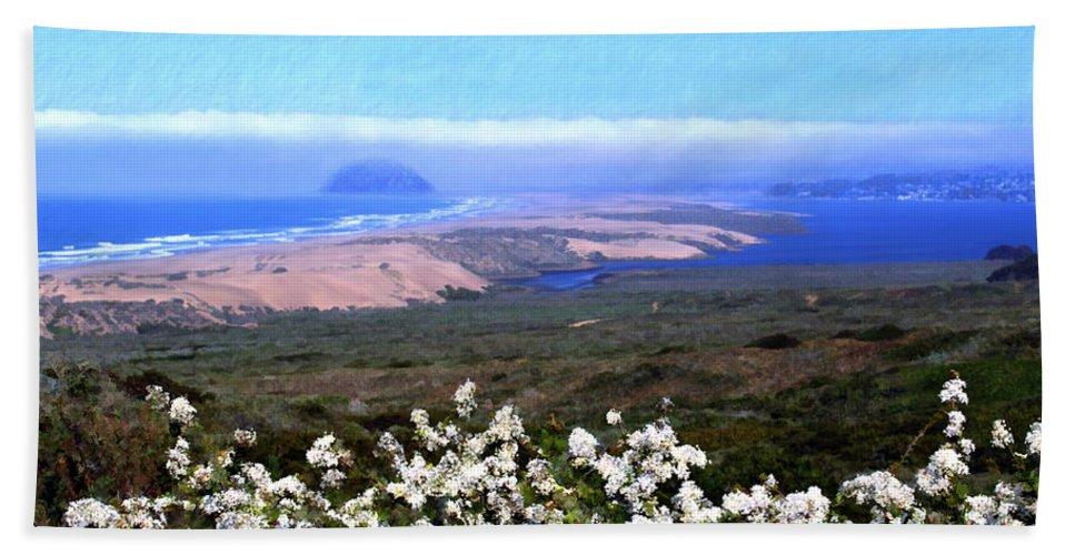 Photos Beach Towel featuring the photograph Flores De Los Osos by Kurt Van Wagner