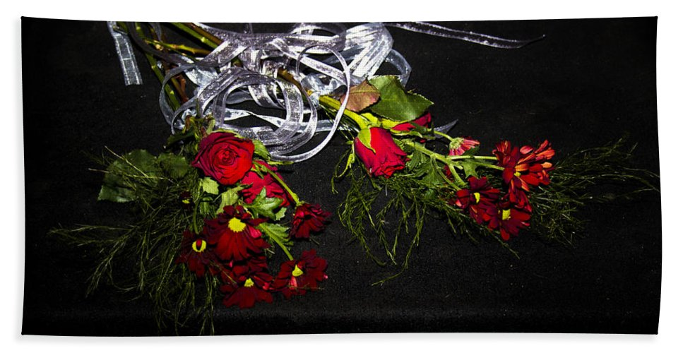 Flower Beach Towel featuring the photograph Flower Beauty by Ronel Broderick