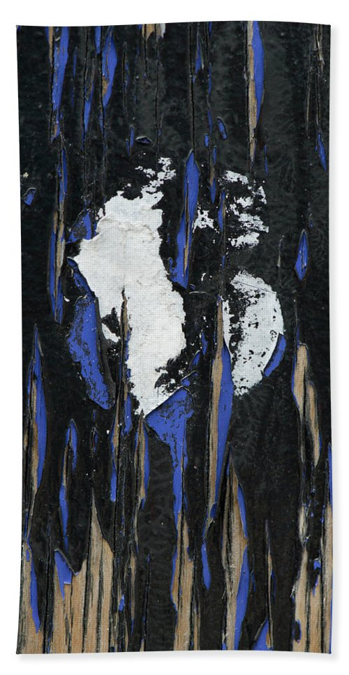 Abstract Beach Towel featuring the photograph Heartbroken by Gary Eason