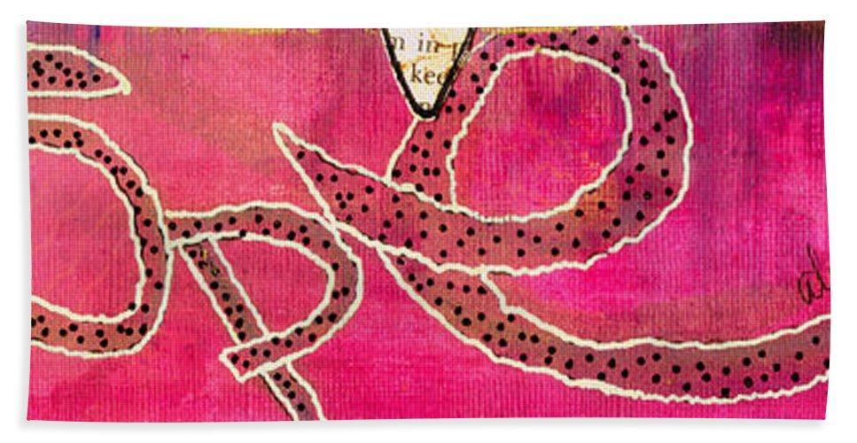 Acrylic Beach Towel featuring the photograph Hopefull by Angela L Walker
