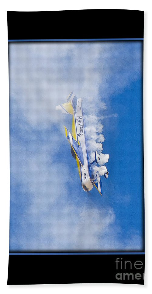 Plane Beach Towel featuring the photograph Model Plane 7 by Larry White