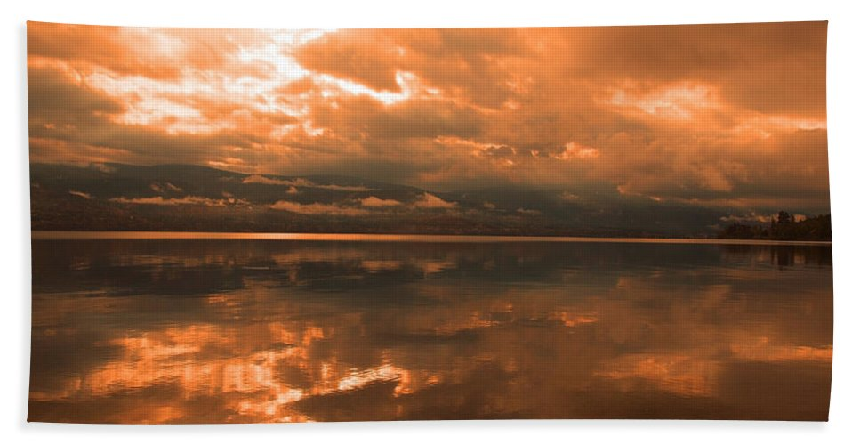 Sunrise Beach Towel featuring the photograph Morning Expressions by Tara Turner