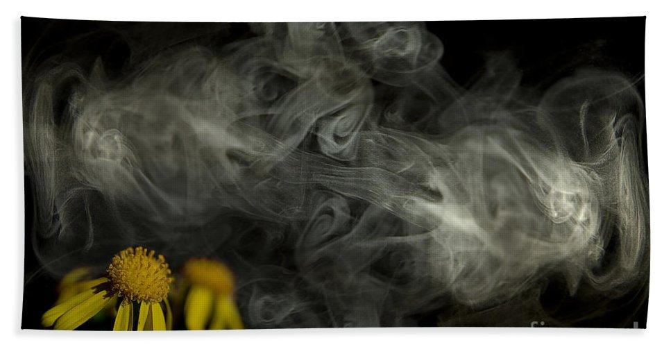 Beach Towel featuring the photograph Optimisticly Dense Daisies by Vicki Ferrari Photography