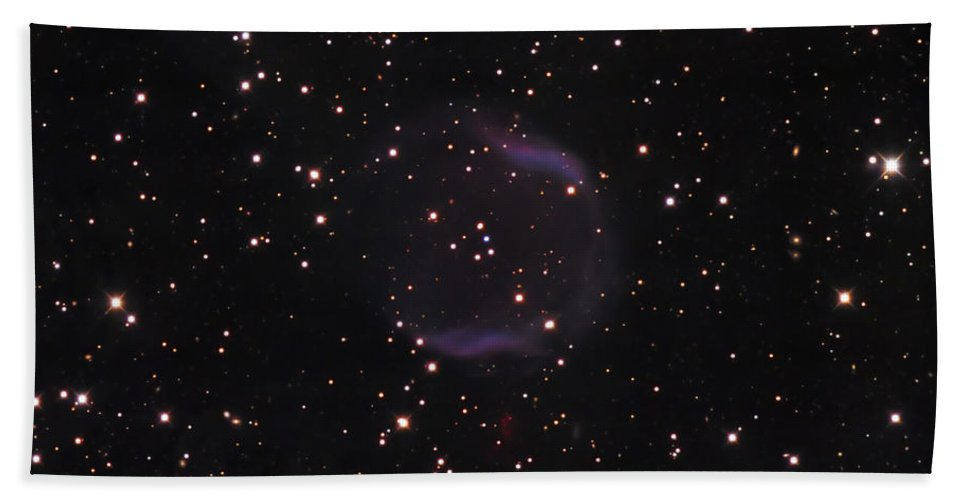 Astronomy Beach Towel featuring the photograph Pk104 Jones1 by Ken Crawford