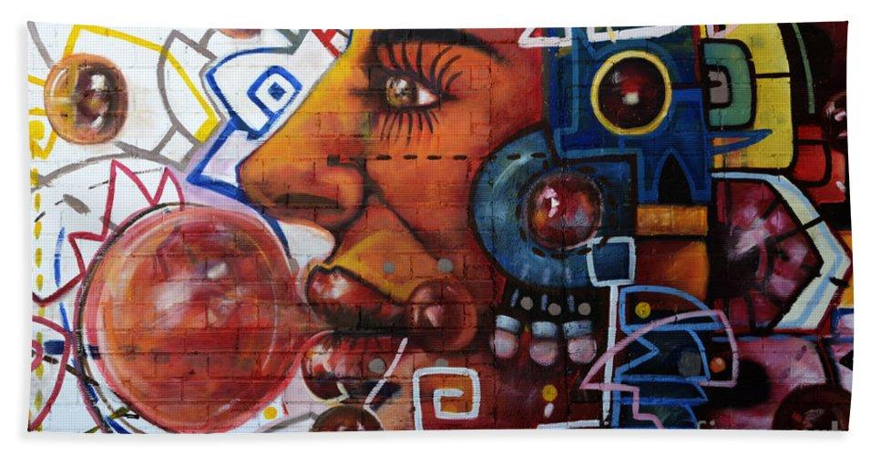 Wall Art Beach Towel featuring the photograph Regina Wall Art by Bob Christopher