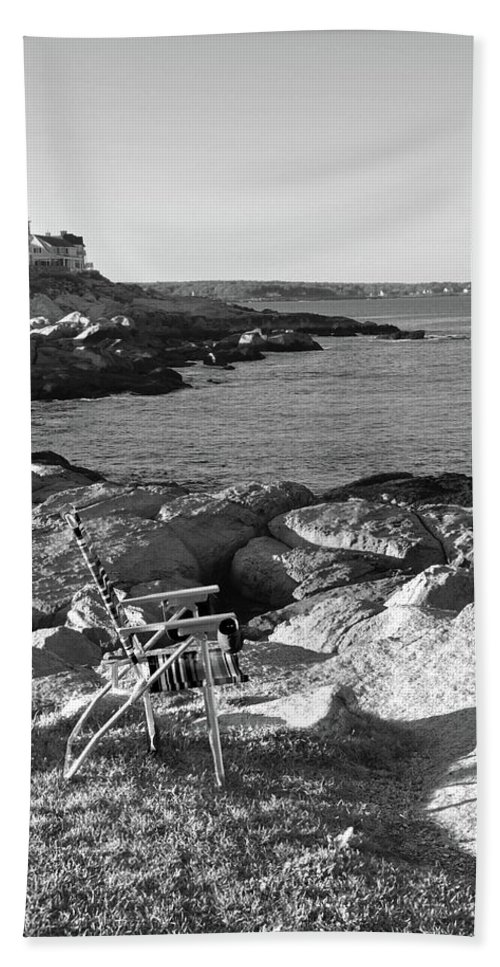 East Coast Beach Towel featuring the photograph Relaxation by Brittany Horton