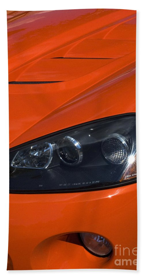 Viper Beach Towel featuring the photograph Route 66 Classic Cars 8 by Bob Christopher