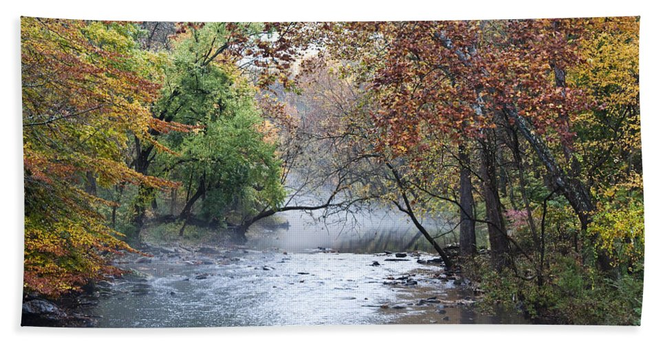 Seasons Change Beach Towel featuring the photograph Seasons Change by Bill Cannon