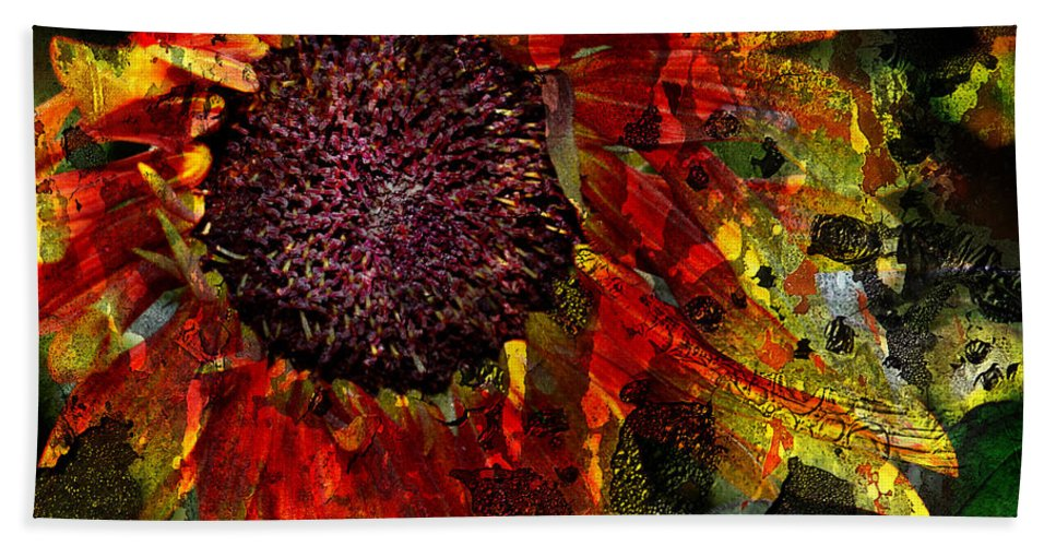 Jerry Cordeiro Beach Towel featuring the photograph Seeds To Sun by The Artist Project