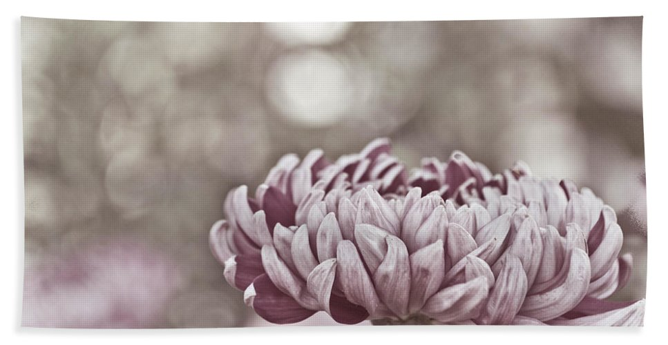 Flower Beach Towel featuring the photograph Sometimes I Wonder by Trish Tritz