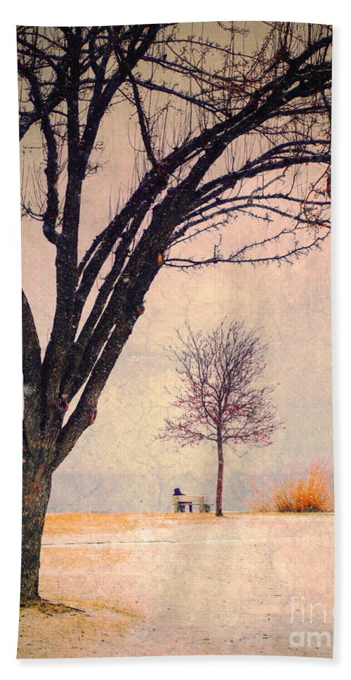 Storm Beach Towel featuring the photograph Storm Passing by Tara Turner