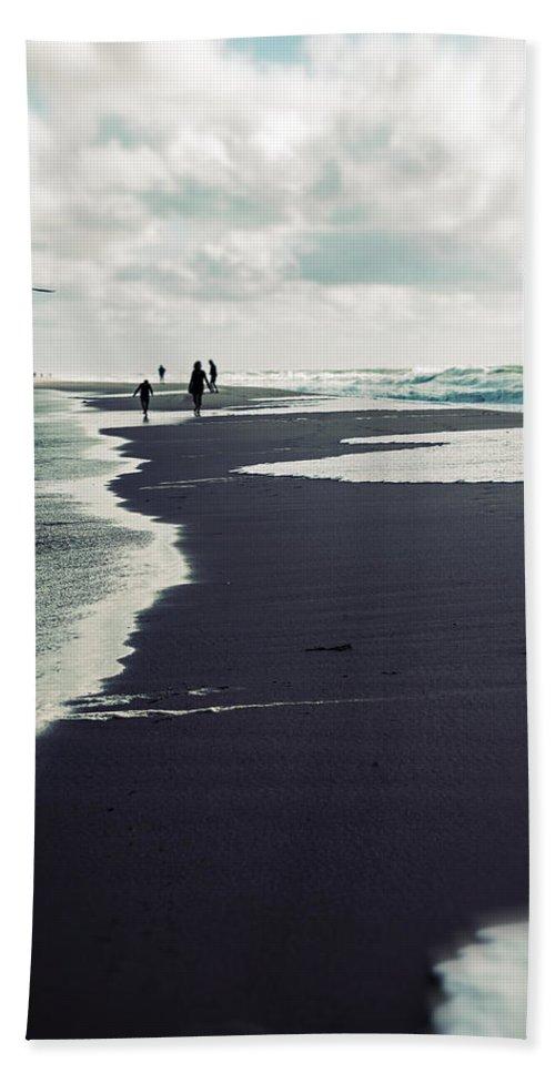 Beach Beach Towel featuring the photograph The Beach by Joana Kruse