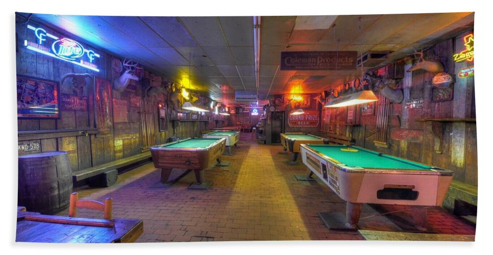 The Dixie Chicken Beach Towel featuring the photograph The Dixie Chicken by David Morefield