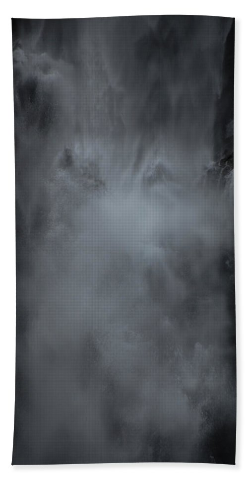 Scenic Beach Towel featuring the photograph Untapped Power by Jonah Anderson