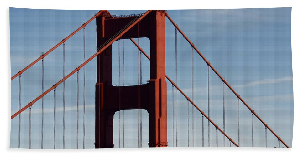 View By The Bay Beach Towel featuring the photograph View By The Bay by Wes and Dotty Weber