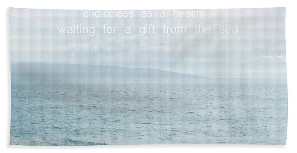Aloha Beach Towel featuring the photograph Waiola Water Of Life by Sharon Mau