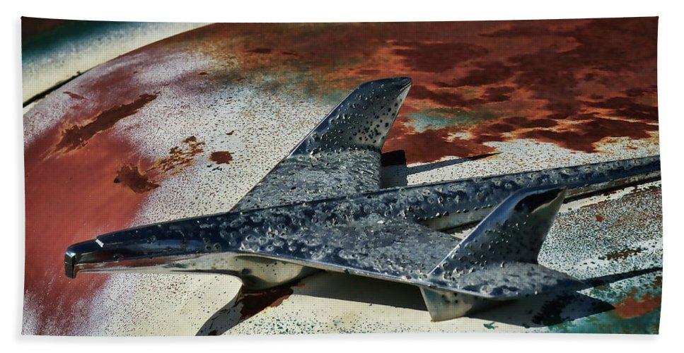 Classic Beach Towel featuring the digital art War Bird by Douglas Pittman